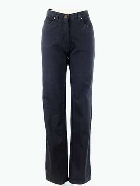time women mia jeans svart