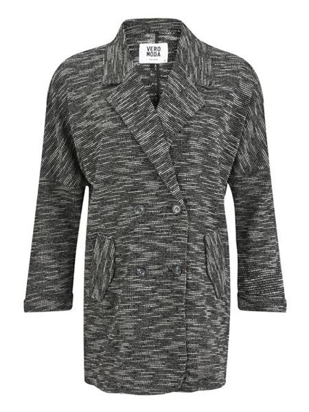 vero moda blazer grå
