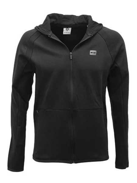 jack and jones sweat huvtröja svart