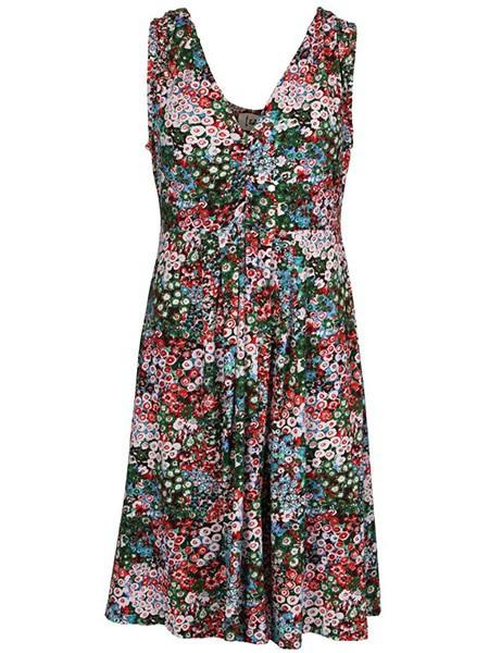 isay blommig klänning uda