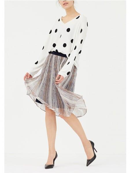 isay plisserad kjol birdie
