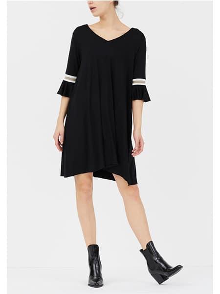 isay klänning bridget svart