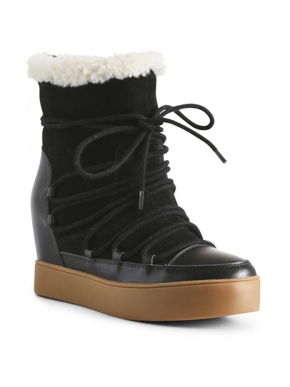 shoe the bear trish wool boots