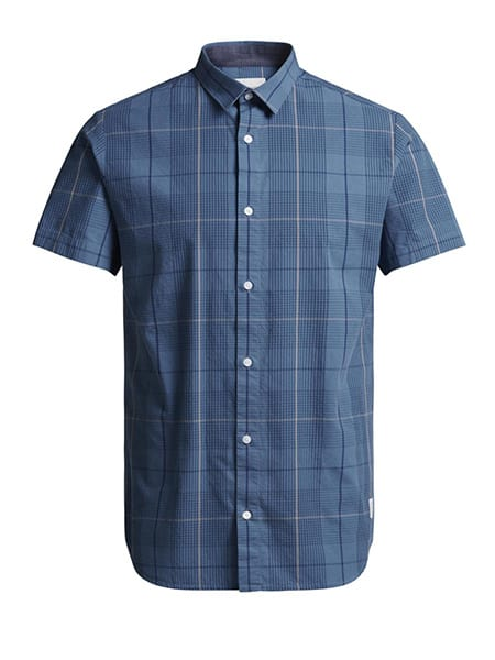 jack & jones skjorta blue
