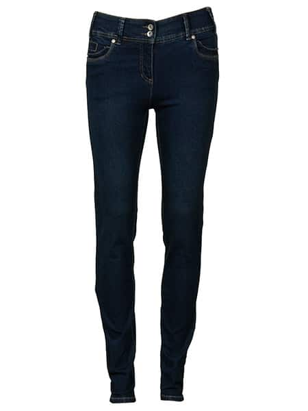 imitz amy jeans dark navy