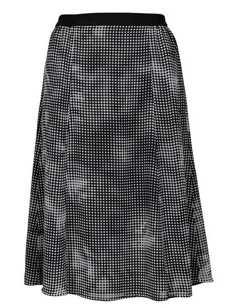 brandtex mönstrad kjol
