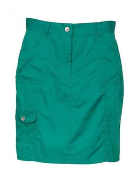 jensen women kjol grön