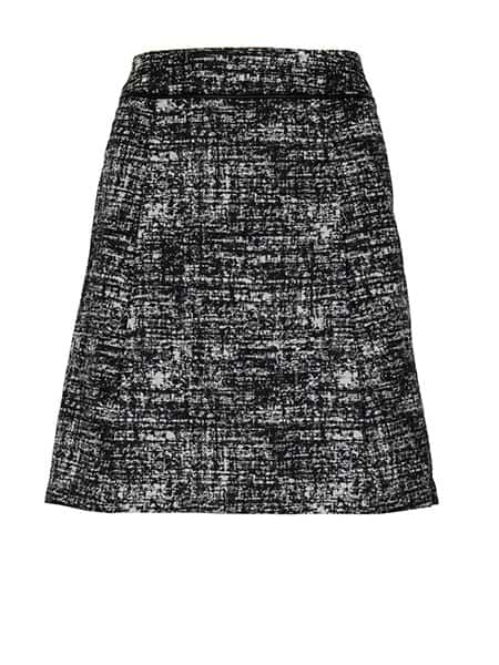 imitz kjol svart