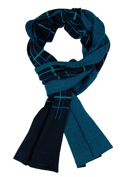 Signature Scarf Navy