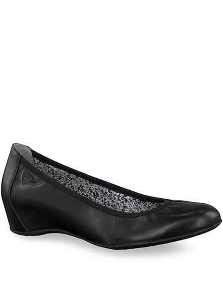 Tamaris Black Leather