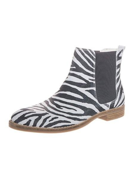 Tamaris Zebra Boots