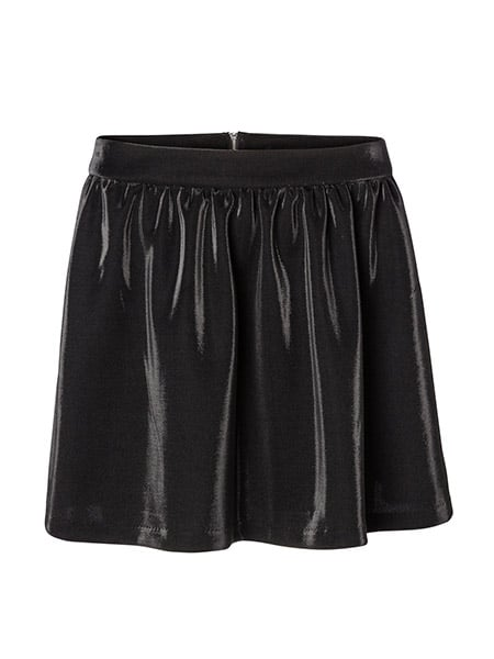 vero moda shiny short skirt