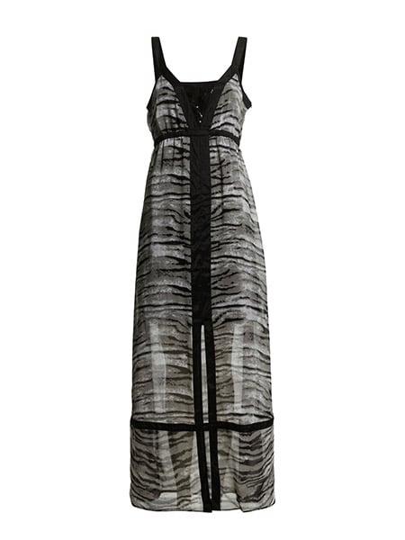 fransa fechif maxi klänning