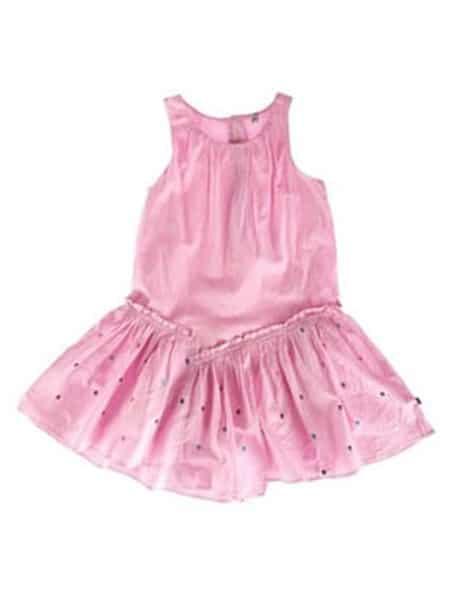 fransa kids klänning rosa