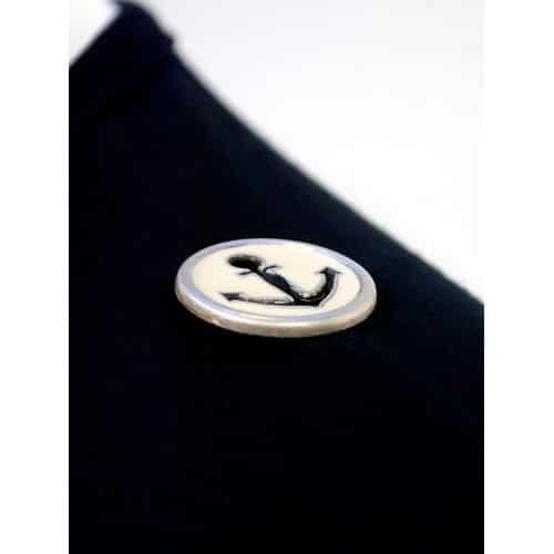ecoline tunika svart vit