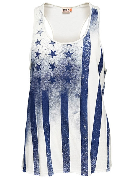 Only Flag Tank Top