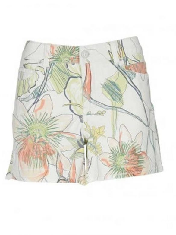 B-Young Mönstrad Shorts