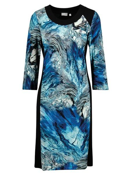 signature klänning true blue
