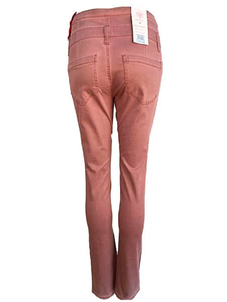 mingel stretchig jeans rosa
