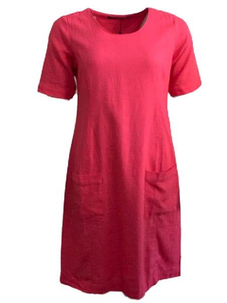 signature klänning med fickor