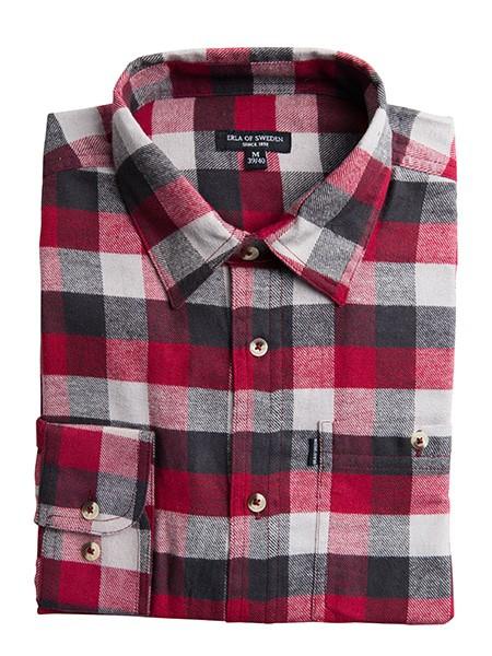erla flanellskjorta