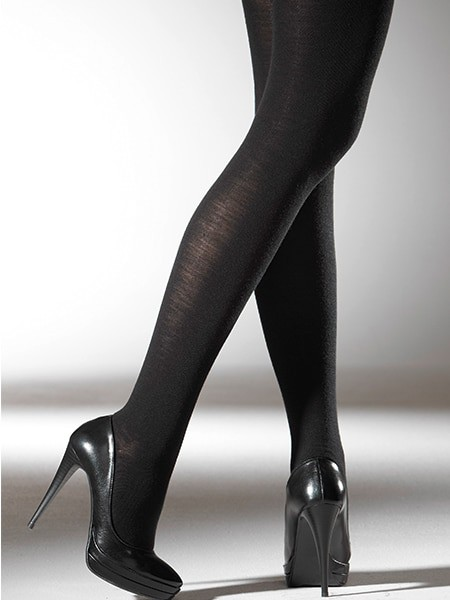 vogue wool tights 3d
