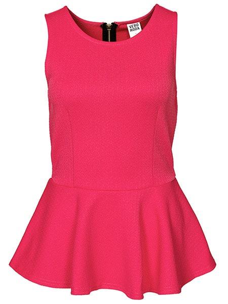 vero moda top rosa