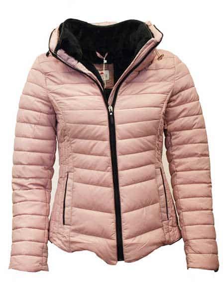 blise lättvikt jacka rosa