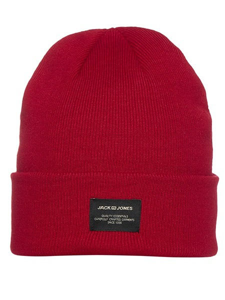 jack and jones stickad mössa