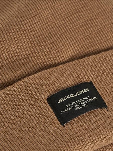 jack and jones stickad mössa