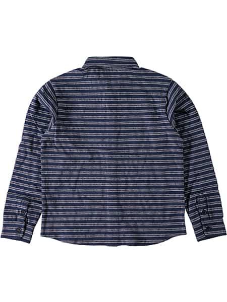 nameit långärmad skjorta blå