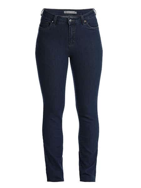 mingel zazza jeans mörkblå